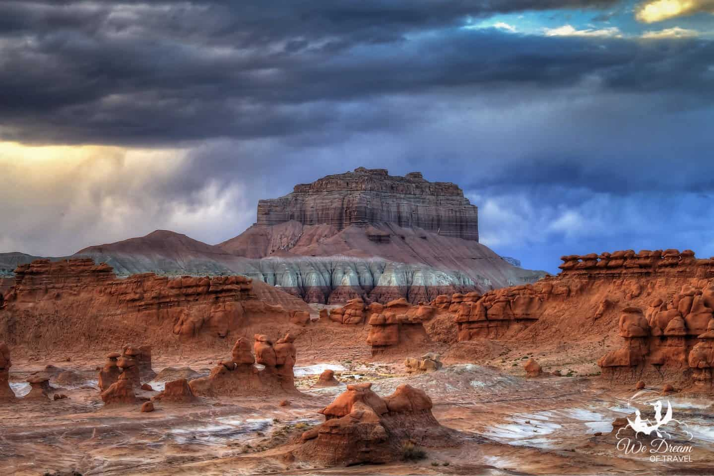 Goblin Valley is one of many incredible places to visit in the American Southwest.
