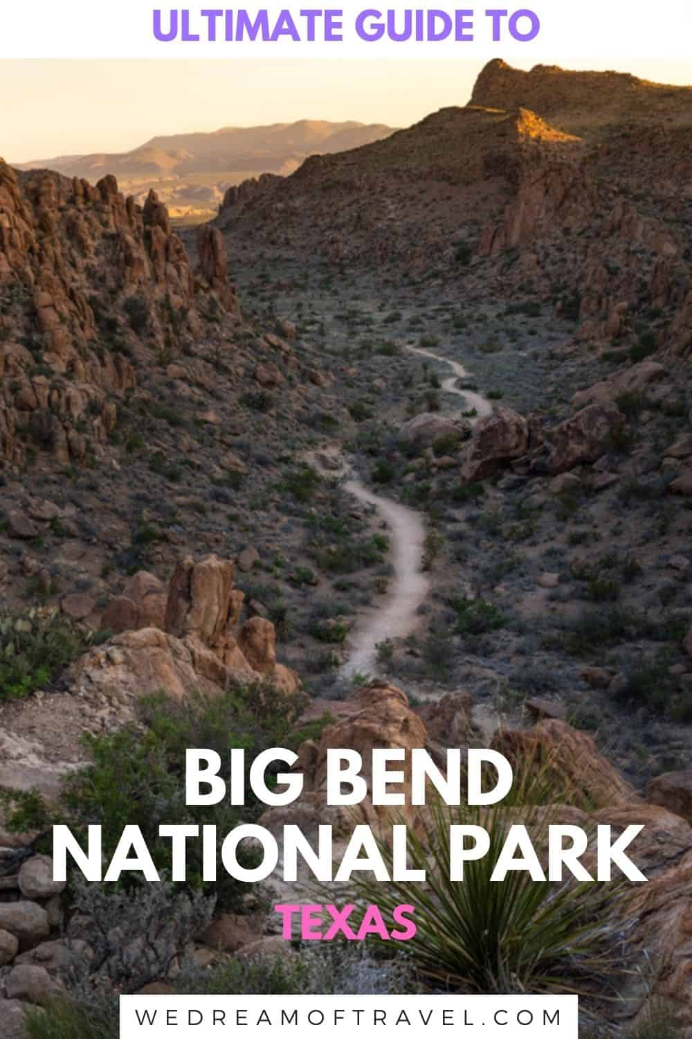Big Bend National Park may be among the least heralded parks, but it is home to a uniquely beautiful desert ecosystem and an array of photography opportunities for those who know where, andwhen, to look.  There is a lot you need to know before you visit Big Bend NP. The searing climate, prickly vegetation, lack of shade, and sheer scale of the park are all factors to be carefully considered. However, many of these are the very same elements that contribute to its beauty.  This ultimate guide to Big Bend has everything you need to know about visiting this wonderful park!  Big Bend National Park Texas |  Things to do in Big Bend | Big Bend National Park Camping | Big Bend National Park Lodging | Big Bend National Park Hiking | Big Bend National Park Photography