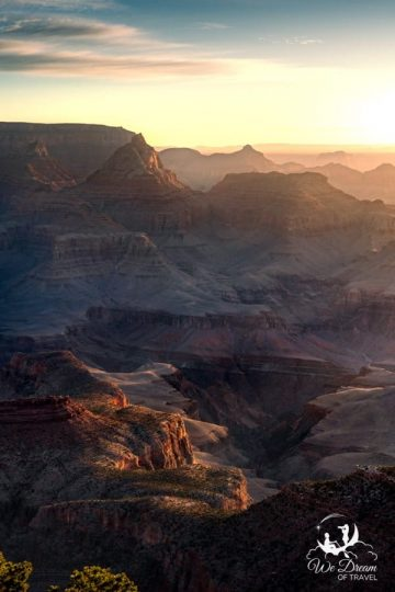 The Grand Canyon is an inspiring place for landscape photographers.