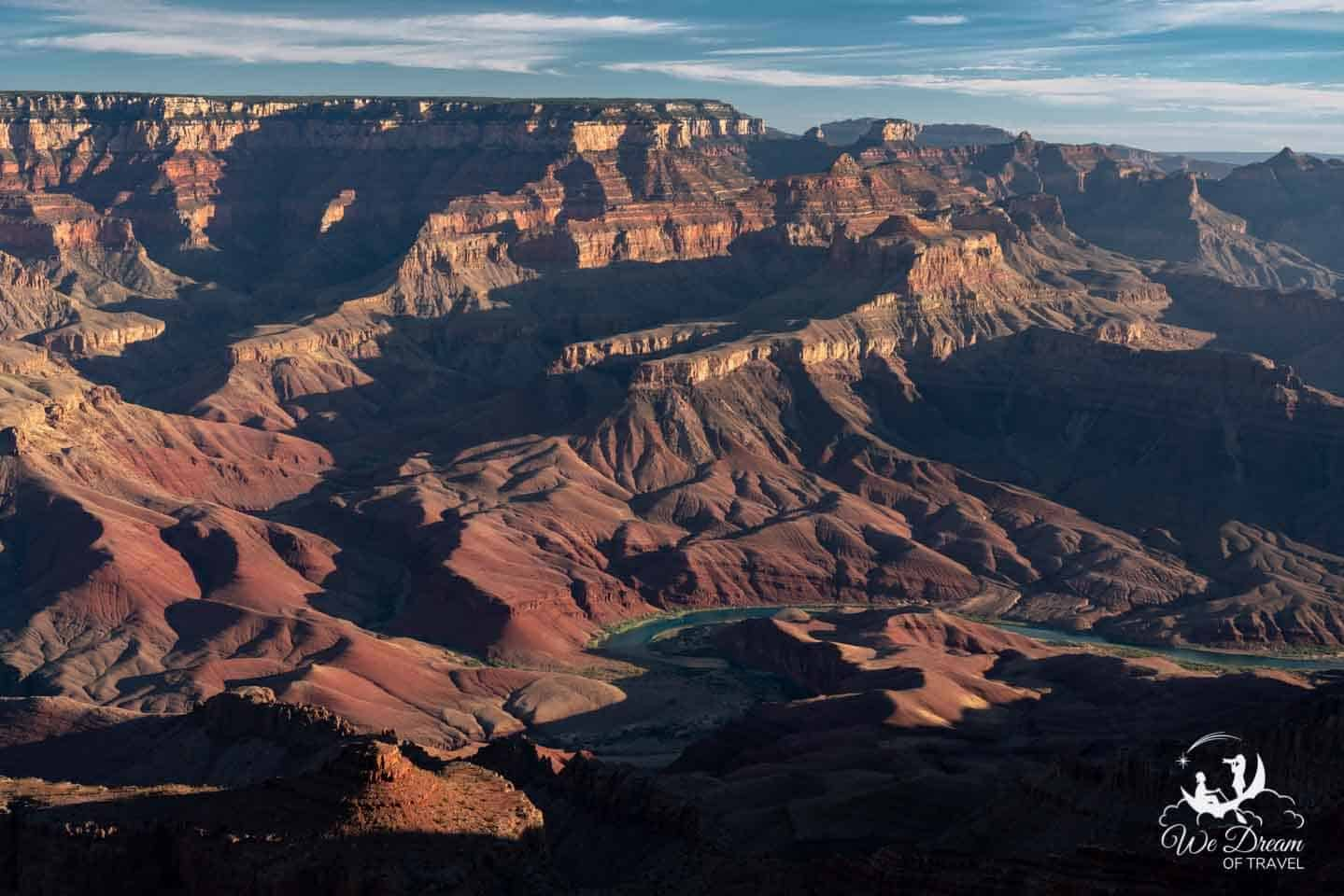 There are numerous tour options available for those that don't have the time or desire to plan their own daytrip to the Grand Canyon!