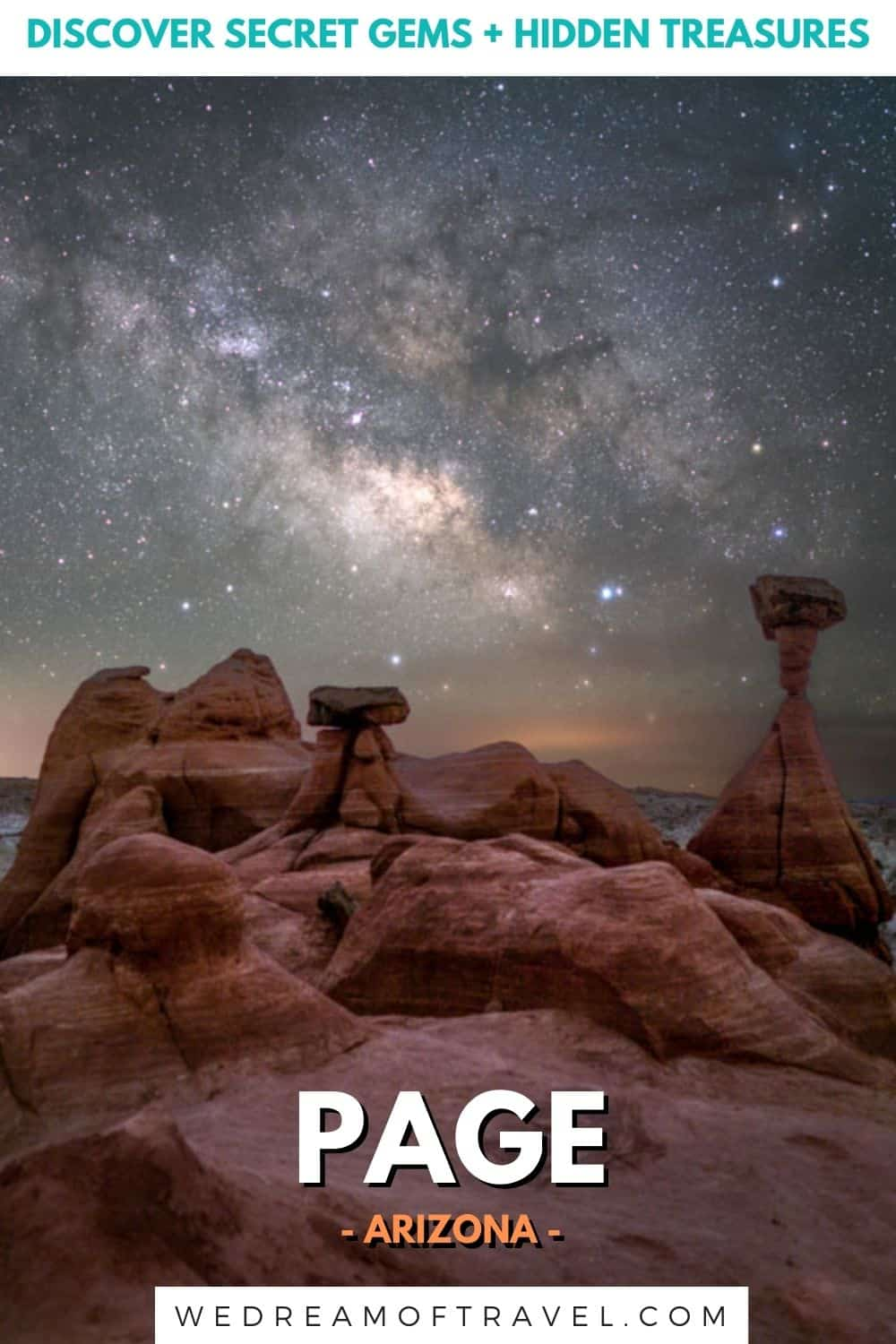 There are more things to do in Page, AZ than any other region in the entire state of Arizona. Though the most popular attractions of Horseshoe Bend and Antelope Slot Canyons draw most of the crowds, there is a myriad of other incredible landscapes and natural works of art that are worth exploring. Discover all the most iconic sights and secret local gems in this ultimate guide to things to do in Page, AZ.