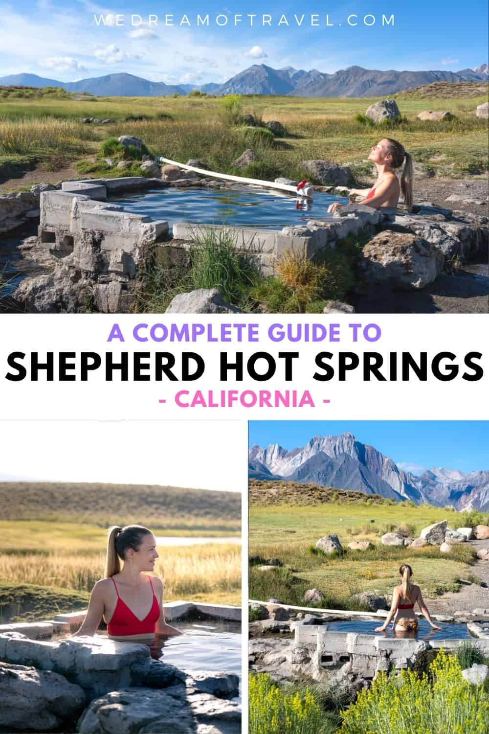 Delight in this geothermal wonder and soak away aching muscles.  Find out everything you need to know about visiting Shepherd Hot Springs in Mammoth Lakes, California in this photography and travel guide!
