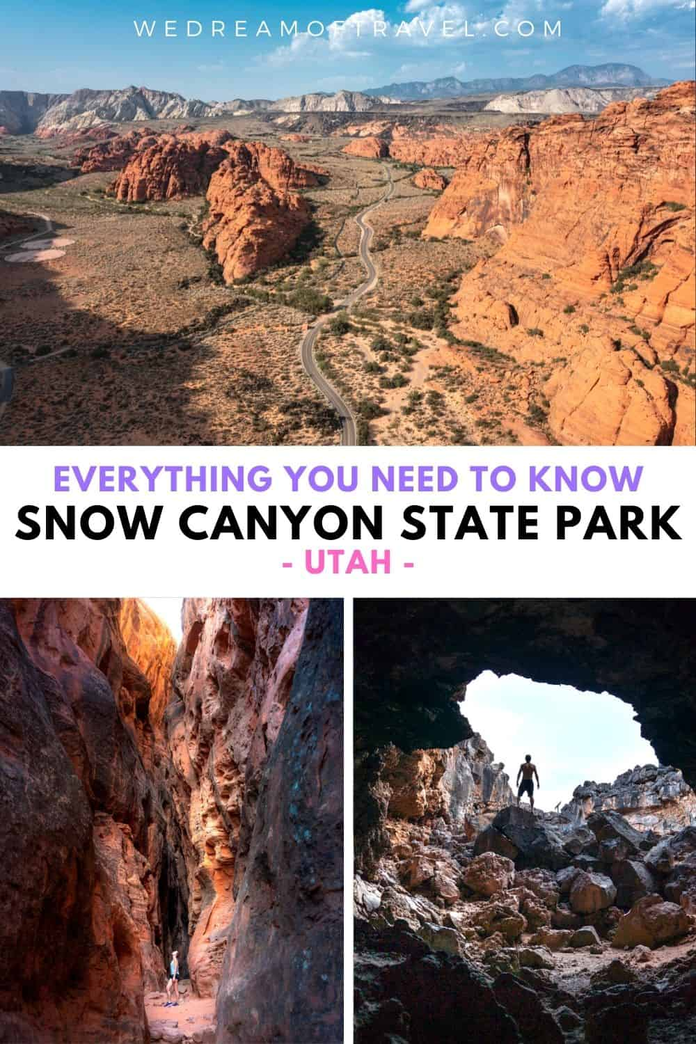While visiting Southern Utah, don't miss the spectacular Snow Canyon State Park.  With incredible hikes through sand dunes, slot canyons and petrified sand dunes, you're guaranteed to find plenty of beautiful scenes and photography opportunities.