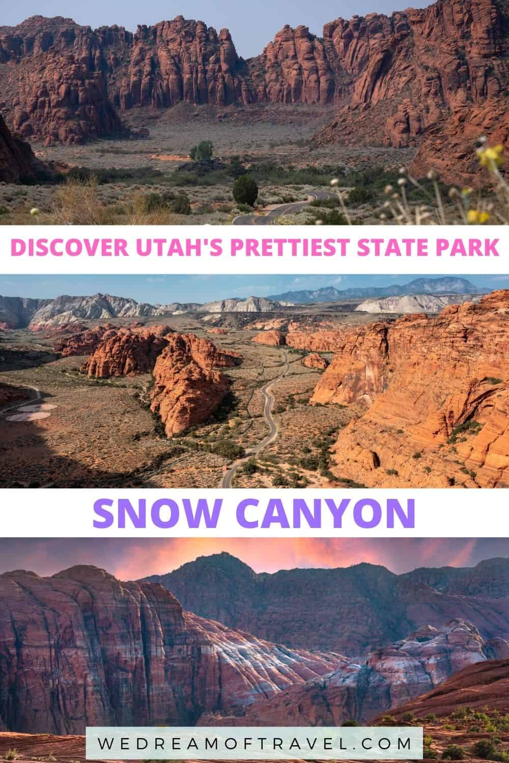 Snow Canyon State Park is arguably the best state park in Utah and should be on every Southern Utah Road trip itinerary.  Discover everything you need to know about visiting Snow Canyon, Utah's hidden gem.