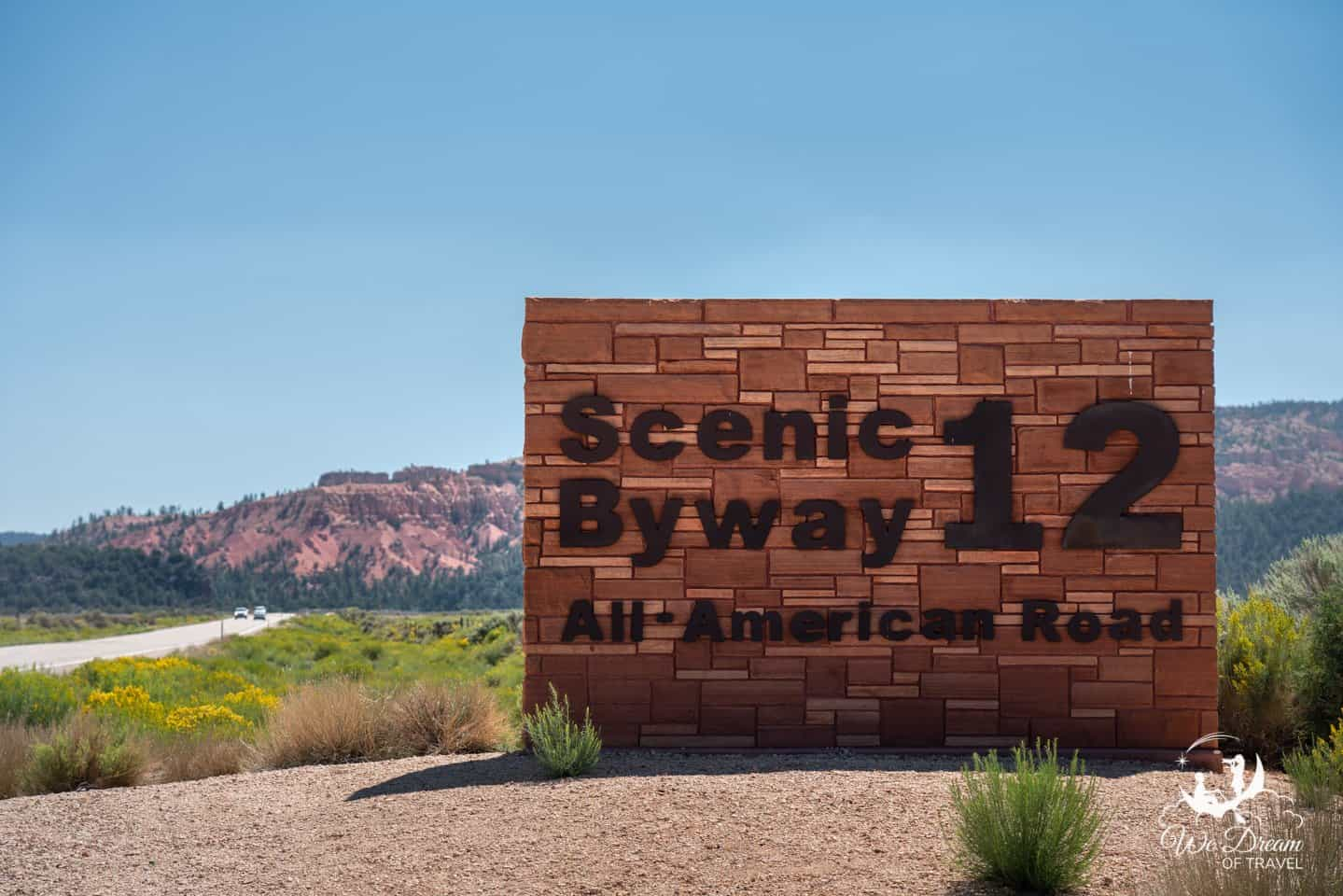 Scenic Byway 12 is a stunning highway connecting Bryce Canyon to Zion National Park.
